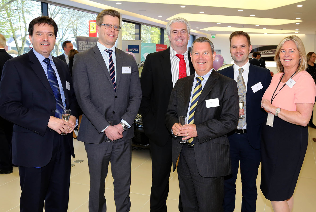 Colchester Community Group host Business Network