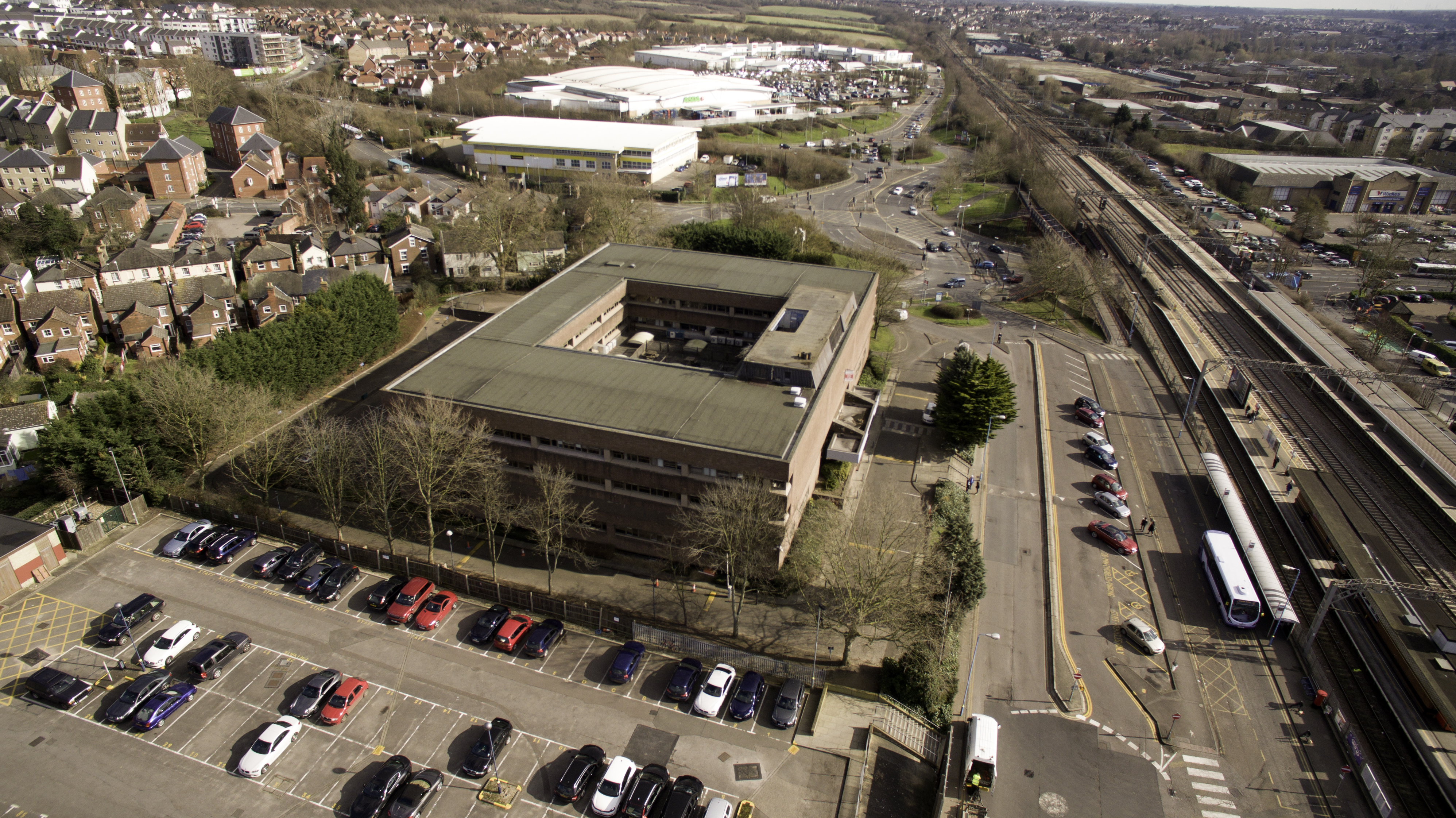 Station HQ Office SOLD for Permitted Residential Development