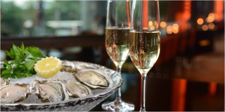 Oysters & Champagne Fundraiser