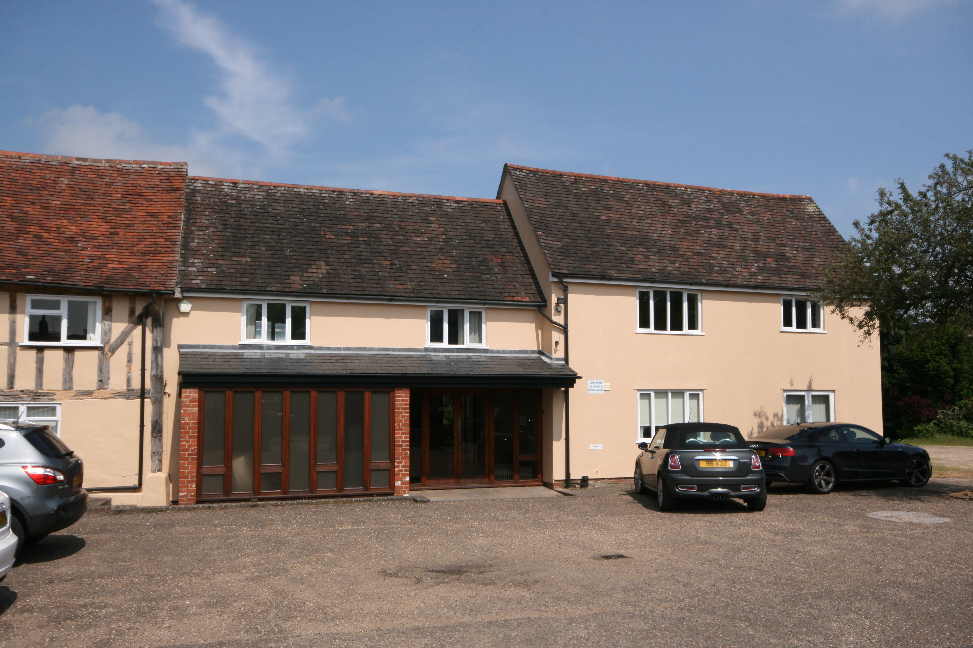 Period Commercial Buildings Sold In Hadleigh