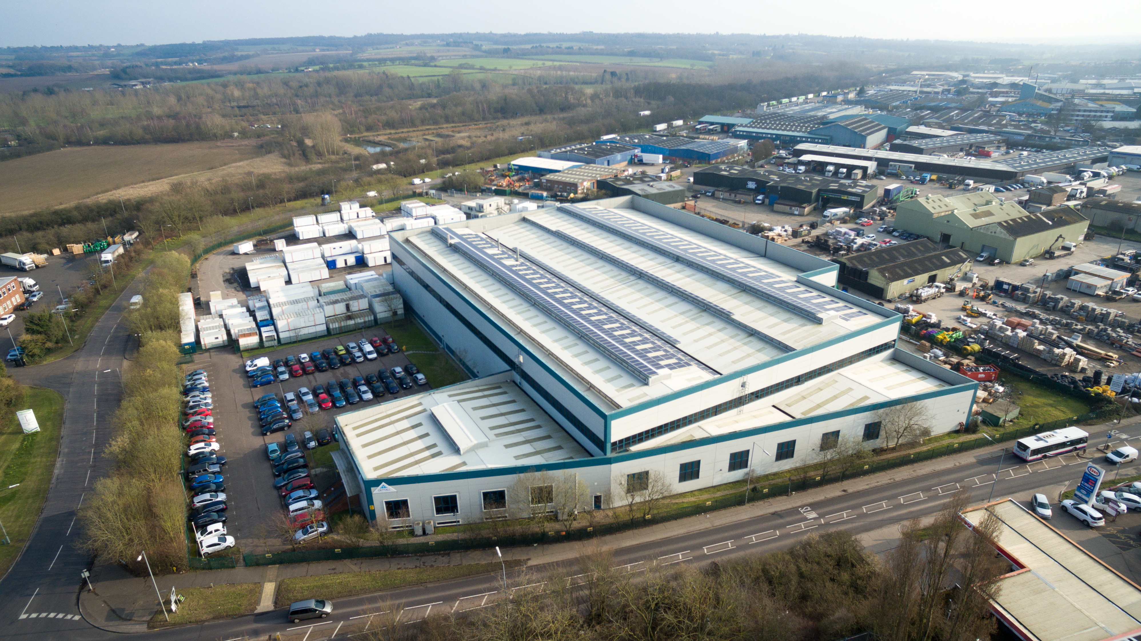 Witham Industrial Investment Changes Hands