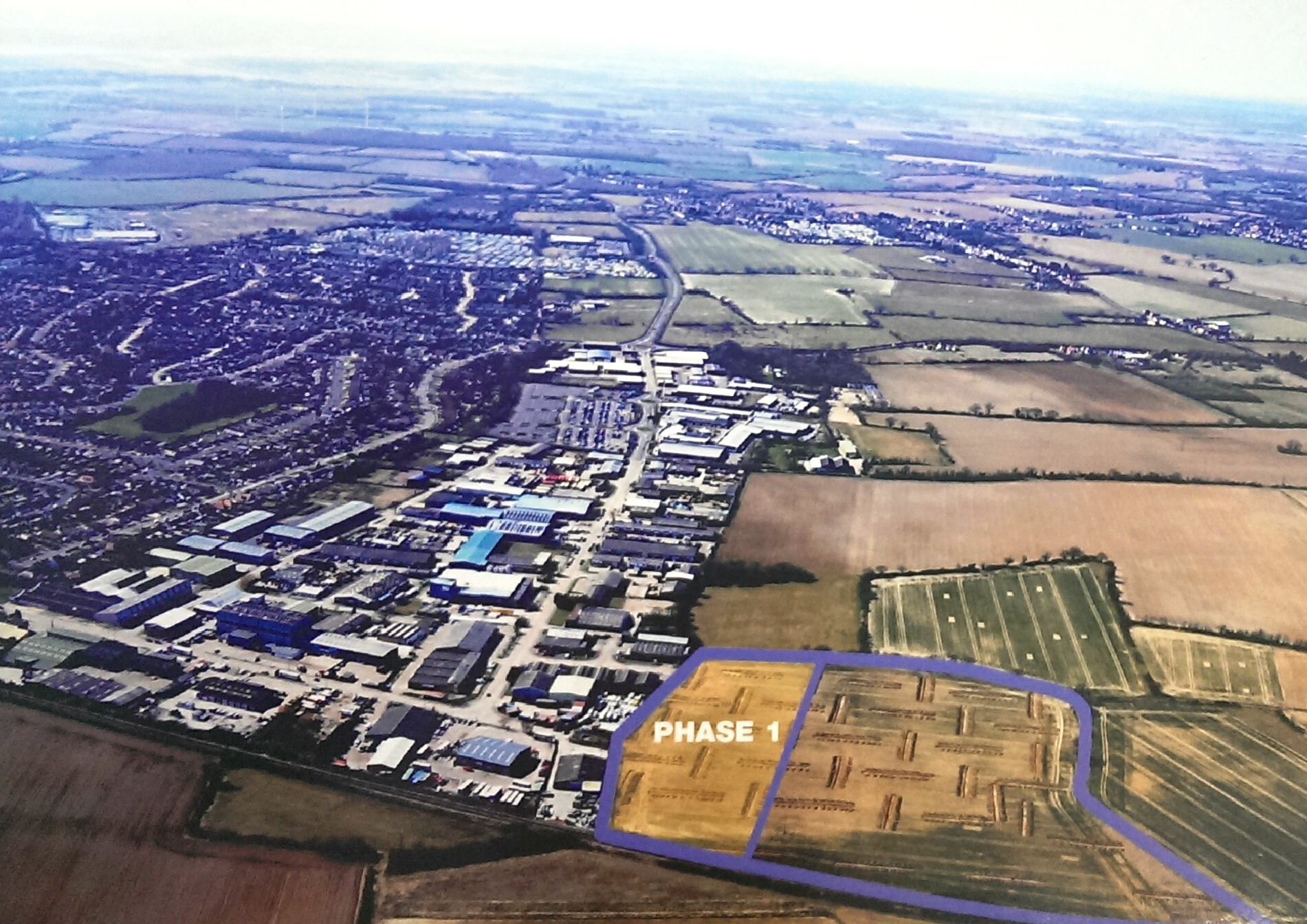 Largest Commercial Land Sale in North Essex